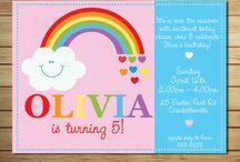 Aslynn's First Birthday / by Ciara Walburg