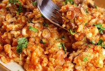 Primi di riso e pasta
