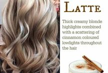 coffee blond