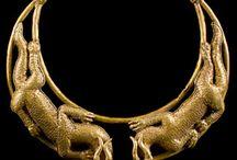 persian dragons