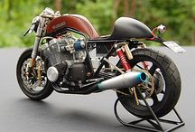 cafe racer/bobber