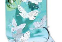 Butterfly Cards / by Jeffrey Guenther