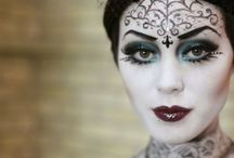 halloween hexe vampir backen