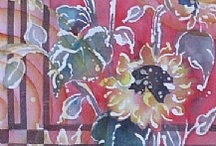 Sunflowers / art and ideas for sunflower art / by Marcia Bauerle