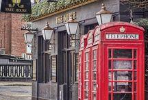 Inglaterra / by Carla Ron Novoa