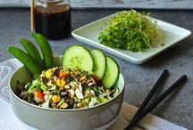 Natural Plant-Based Macrobiotic / raw and plant-based macrobiotic recipes
