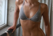 Body Inspiration / Skinny, strong, toned, and attainable for my body type. Ectomorph. / by Di Ap