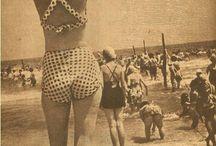 Inspiração Moda Praia anos 40
