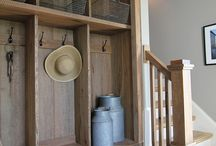 Mudroom/Garage / by Jennifer Gaskins