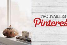 Trouvailles Pinterest: Décorer la fenêtre