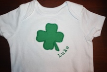 Too Cute Creations- St. Patty's Day Shirts!