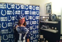 Indianapolis Colts decor & (wo)Man Caves / Indianapolis Colts decor & (wo)Man Caves -  Pictures, Ideas, & Fun Products / Merchandise