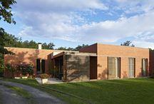 Современный дом / Стильные решения для домов и вилл