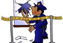 Thema Politie kleuters / Theme police preschool / Thema Politie kleuters lessen en knutsels / Theme police preschool lessons and crafts