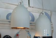 White Lights by Chora Art Home Design / Porcelain and Metal