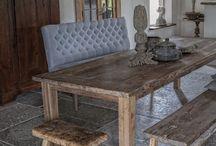 inrichting meubels