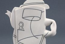 Pottery: Teapots / by DirtyRedHat