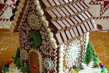 Ginger bread house