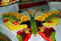 Diseño de comida