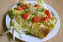 Recipes - Dinner / dinner recipes - yummy! / by Melissa Balthaser