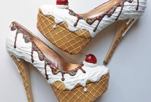 Shoes! Les chaussures! / Chaussures rétro, style vintage authentiques ou néo-rétro, romantique, glamour, insolites...