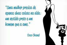 Chanel, claro.