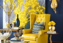 Interior: Yellow