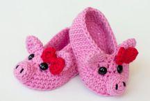 Hobbies: Crochet/Knit Projects