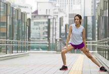 tips on fitness / Good body