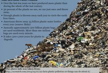 Mother Earth & Environmental Pollution / Creating an awareness - we are damaging and destroying our only home - Mother Earth
