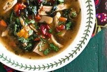 Soup Soup SOUP / Sorry, I just really, REALLY love soup.
