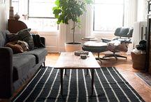 Rugs & Lounge layout