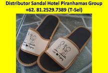 Distributor Sandal Hotel Murah Piranhamas Group +62- 81.2529.7389 (T-sel) / Jual Sandal Hotel Murah,Grosir Sandal Hotel Murah  Kami adalah Supplier amenities hotel di Indonesia yang mendistribusikan dan mensupplai semua keperluan Amenities hotel PESAN SEKARANG JUGA, Hubungi Customer Service Representatif kami : (Call / SMS / WhatsApp) :  +62-81.2529.7389 (Simpati) Alamat : JL. Piranha Atas V / 01, Tunjung Sekar, Malang Telp Kantor : 0341 - 547.5454 Email : Silvi_eko@yahoo.co.id Website : www.piranhamasgroup.com Upload By : L.A. Mahendra