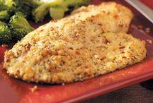 Dinner Ideas - Fish / by Teresa Sigler-Collingwood