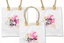 Wedding Party Totes - Absolutely HOT!!!!