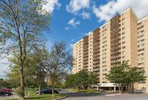 The Richlin / Set on ample landscaped grounds, The Richlin in Ottawa Central/South stands out as a quality residence. The building is well-maintained and has attractive common areas. A convenient fitness centre is located on-site to suit the active lifestyle.These bright, spacious apartments come in a variety of appealing floor plans. Choose from our classic or upgraded suites! Selected suites feature new carpet, ceramic tile, kitchen counters and cupboards, and new bathroom countertops and vanities.