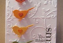 Cards / by Susan Chalifoux