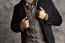 Men's Fashion / by Elizabeth Markeles