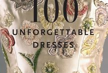 "100 UNFORGETTABLE DRESSES  / ""The dress must follow the body of a woman, not the body following the shape of the dress.""