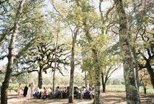 Garry and Erin's Wedding / French inspired design elements that bring a real romance to the space