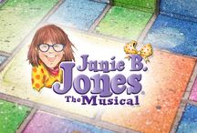 """Junie B. Jones the Musical / Junie B. Jones – The Musical SEPT. 18  – OCT. 18, 2015 • All Ages Book and Lyrics by Marcy Heisler • Music by Zina Goldrich Based on the book series by Barbara Park Come sneak a peek into the """"Top-Secret Personal Beeswax Journal"""" of the sassy and lovable Junie B. Jones!"""