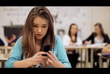 Bullying  Videos / Here are some excellent videos that show excellent examples of  how Bullying and Cyber Bullying can look in a school setting.