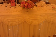 Diamond Backdrops / Quality Starlight Backdrop Curtains and Table Skirts for hire