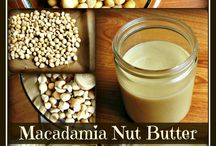 Nuts & butter - homemade