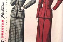 1940s fasion