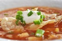 Soups / by Yolanda Franco-Melano