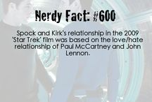 Nerdy Facts!!