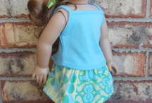 Doll clothes / by Susan Preston