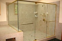 Shower Doors / Texan Glass and Solar Control has Houston's best selection of Framed, Frameless and Semi-Frameless shower doors to choose from. We'll take your old grimy door or enclosure away and leave you with a shiny new door!
