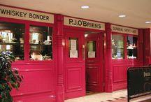 Irish Pub Company Shopfronts